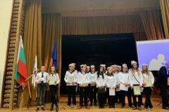 Патронен празник в ПГРКК- Русе