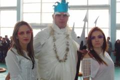 """""""Морско кръщене"""" в ПГРКК - 06.12.2013 г. Никулден"""